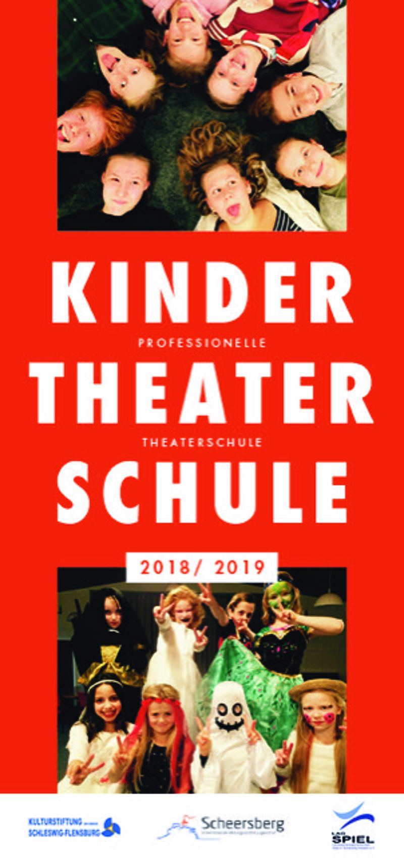 Kindertheaterschule 2018/2019