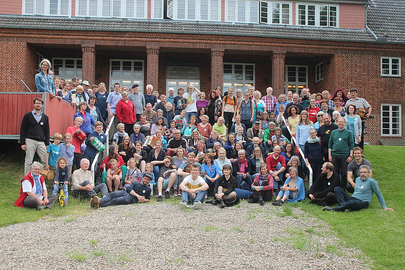 Pfingsten 2017 43. Internationales Folktreffen