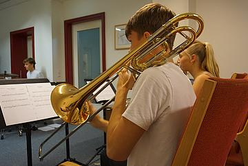 Musik-Workshop Young Jazz Players 2019