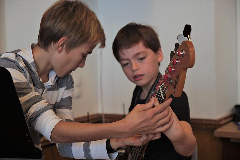 Musik- Workshop Young Jazz Players 2018
